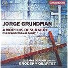 Grundman: A Mortuis Resurgere by Brodsky Quartet (2013-05-04)