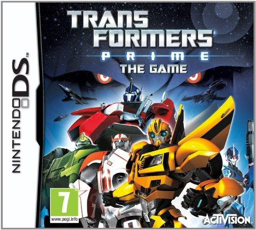 Transformers Prime (Nintendo DS) Pegi europäische Version