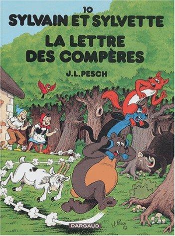Sylvain et Sylvette, tome 10 : La lettre des compères