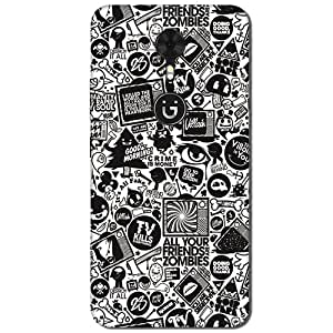 Gionee a1 Back Cover Printed by JUMP START