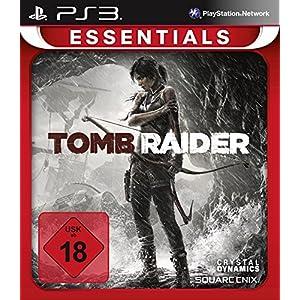 Tomb Raider Essentials (PS3)