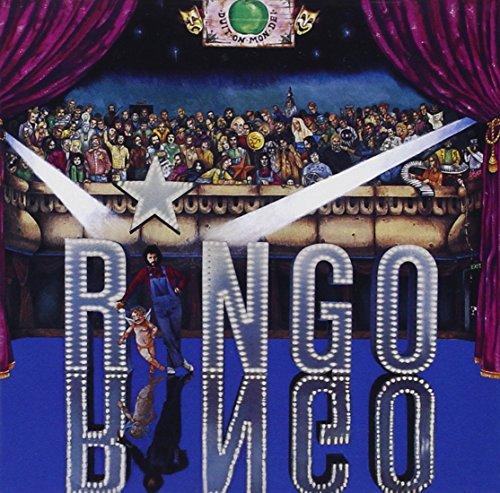 Ringo Starr: Ringo (Audio CD)