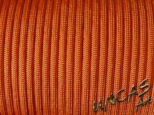 Original bracelet en paracorde 550 type corde 3–30 m-couleur : orange