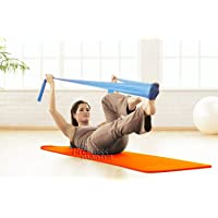Fitness Mantra® Yoga Mat for Gym Workout and Yoga Exercise with 6mm Thickness, Anti-Slip Yoga Mat for Men & Women…