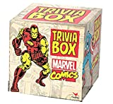 Marvel Trivia Box Card Game by Marvle