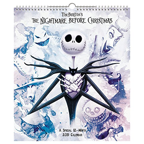 (The Nightmare Before Christmas Special Edition Wall Calendar (2019))