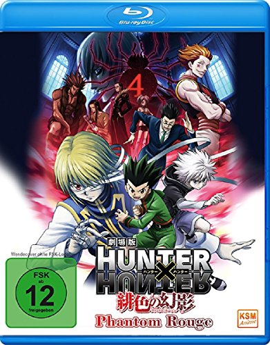 HUNTERxHUNTER - Phantom Rouge (Blu-ray)