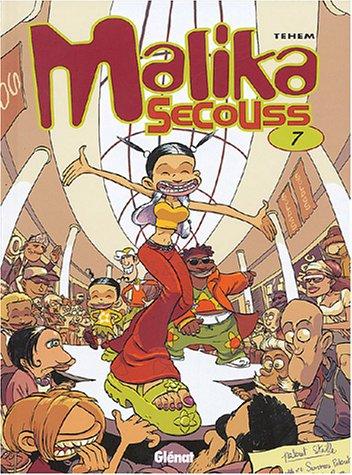 Malika secouss [Série] (T. 07) : Frais style