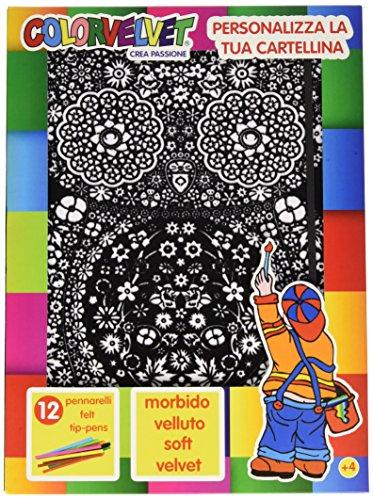 Colorvelvet - CT02 - Cartellina Gufo