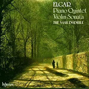Elgar: Piano Quintet / Violin Sonata