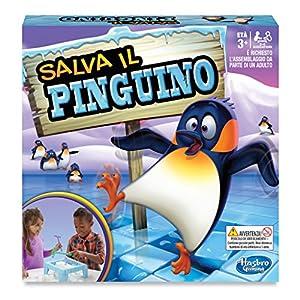 Hasbro Gaming-Salva al Pingüino