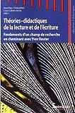 Théories-didactiques de la lecture et de l'écriture : fondements d'un champ de recherche en cheminant avec Yves Reuter / Ana Dias-Chiaruttini, Cora Cohen-Azria (dir.) | Dias-Chiaruttini, Ana (1968-....). directeur de publication