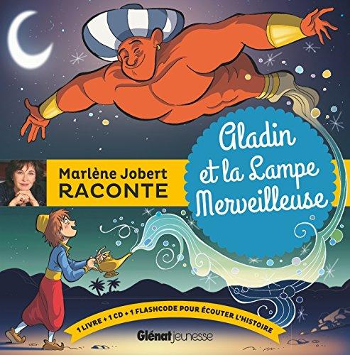 Aladin et la lampe merveilleuse par Marlène Jobert