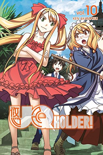 UQ HOLDER! 10