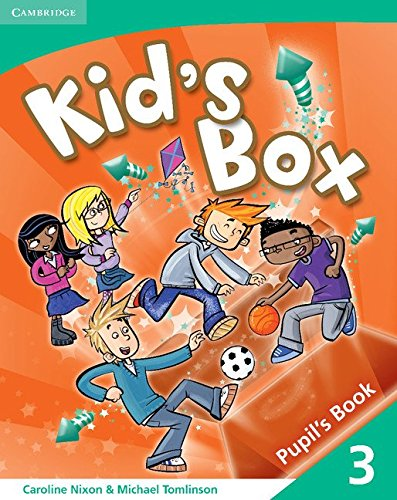 Kid's box. Pupil's book. Per la Scuola elementare: Kid's Box 3 Pupil's Book - 9780521688130