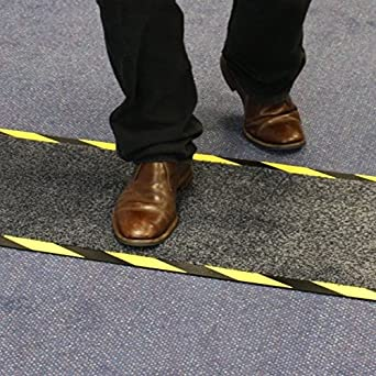 Attractive FLOOR CABLE COVER CARPET MAT   SIMPLY LAY OVER CABLES TO MINIMISE TRIPS AND  SLIPS