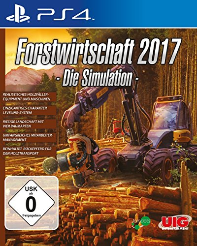 Forstwirtschaft 2017 - Die Simulation (Warum Verlassen Männer Die)
