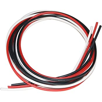 elektrische kabel 16 awg 16er silikon draht haken auf kabel (1,5 m ...