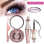 Magnetic Eyeliner Kit, Magnetic Eyeliner With Magnetic Eyelashes - Magnetic Lashliner For Use with Magnetic False Lashes...