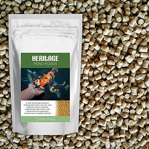 heritage-hundimiento-pellets-de-salud-alimentaria-de-peces-koi-estanque-alimentacion-de-peces