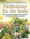 Heilkräuter für die Seele: Die 12 wichtigsten Heilpflanzen für seelisches Gleichgewicht und innere Stabilität
