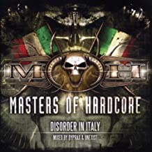 Disorder in Italy
