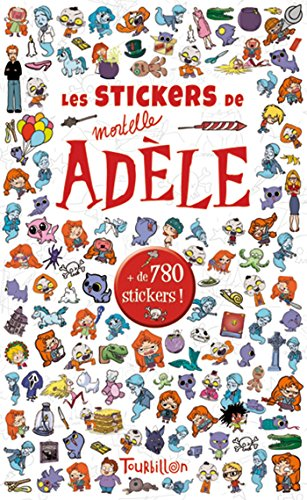 Stickers Mortelle Adele (Tb.Mortell.Adel)