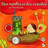 """Afficher """"Des rondes et des z'étoiles + 1 CD audio"""""""