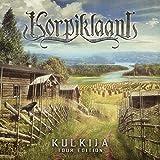 Anklicken zum Vergrößeren: Korpiklaani - Kulkija Tour Edition (Clamshell Box Incl.Digipak) (Audio CD)