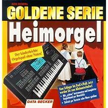 Goldene Serie. Heimorgel. CD- ROM für Windows 95