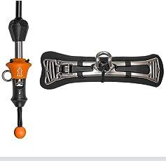 Cabrinha Fireball Upgrade Technische Complete Kit, Unisex Erwachsene, Schwarz, Einheitsgröße