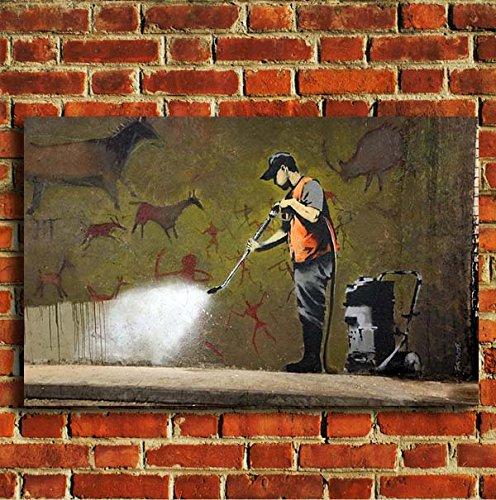 banksy-rimozione-pittura-rupestre-tela-artistica-da-parete-con-stampa-immagine-s-m-l-20x12-50x30cm