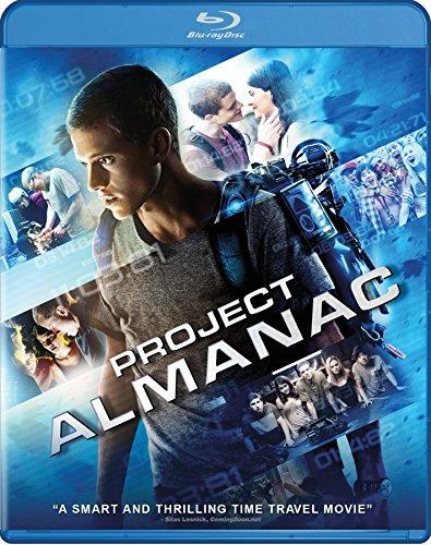Bild von Project Almanac [Blu-ray] [Import italien]