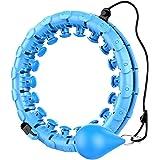 Hula Hoop Lesté Pour Adultes - 2 En 1 Smart Fitness Hula Hoops Pour Adultes Exercice, Sport Hoop Yoga Home Fitness Cirkel Nie