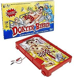 Hasbro Operation Game Kit de experimentos - Juguetes y Kits de Ciencia para niños (Anatomía, Kit de experimentos, 6 año(s), Niño/niña,, 1,5 V)