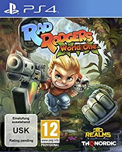 Rad Rodgers - [PlayStation 4]