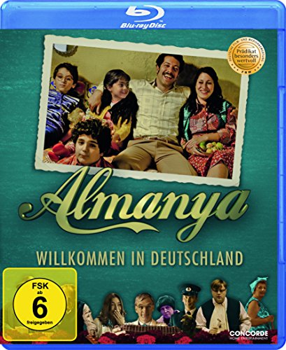 Almanya - Willkommen in Deutschland [Blu-ray]