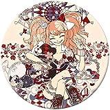 ZZbaixinglongan Convenient design Anime Monokuma Danganronpa Badges Cartoon Characters Brooch Decoration Pin(None 1)