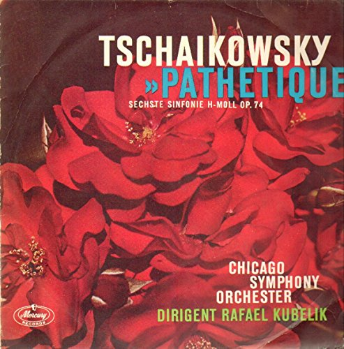 Sechste Sinfonie H-Moll OP.74 'Pathetique' [Vinyl LP]