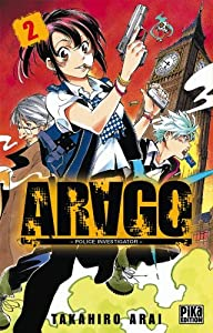 Arago - Police Investigator Edition simple Tome 2