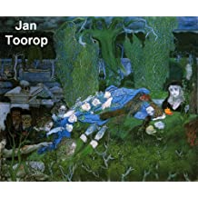 38 Color Paintings of Jan Toorop - Indo (Javanese Dutch) Symbolist Painter (December 20, 1858 - March 3, 1928) (English Edition)