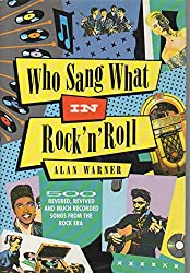 Who Sang What in Rock 'n' Roll