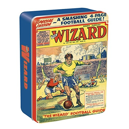 The Wizard (Football Guide) Storage Tin