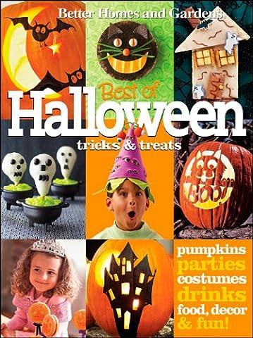 Halloween Tricks & Treats (Better Homes and Gardens) (Better Homes
