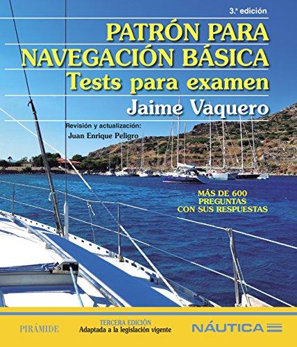 Patrón para navegación básica (Náutica)
