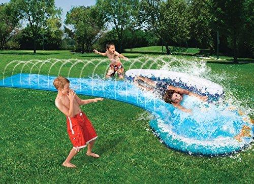 Banzai 84731 Water Slide, Multi-Colored