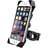HUMBLE Universal 360 Degree Adjustable Mobile Phone Holder for Bicycle | Bike | Motorcycle | Ideal for Maps | Navigation | Ch