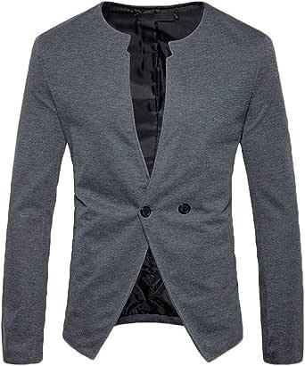 Homme One Veste Veste Fit Slim Veste Blazer Sweat Costume LcjqRS354A