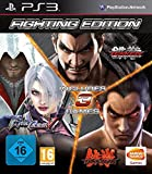 Fighting Edition 3 jeux inclus : Tekken 6 + Tekken : Tag Tournament 2 + Soul Calibur V