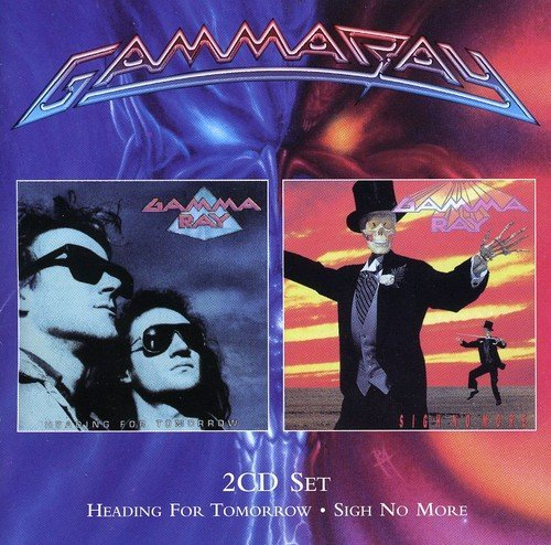 Heading for Tomorrow/Sigh No More by Gamma Ray (2010-02-02)